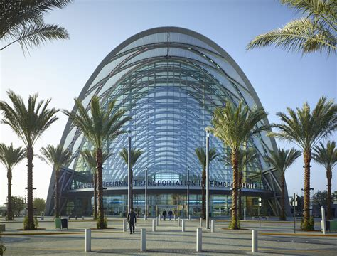 Gallery Of Anaheim Regional Transportation Intermodal