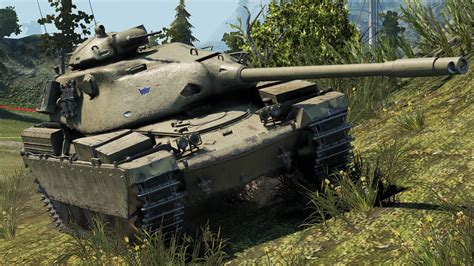 World Of Tanks Chieftain/t95