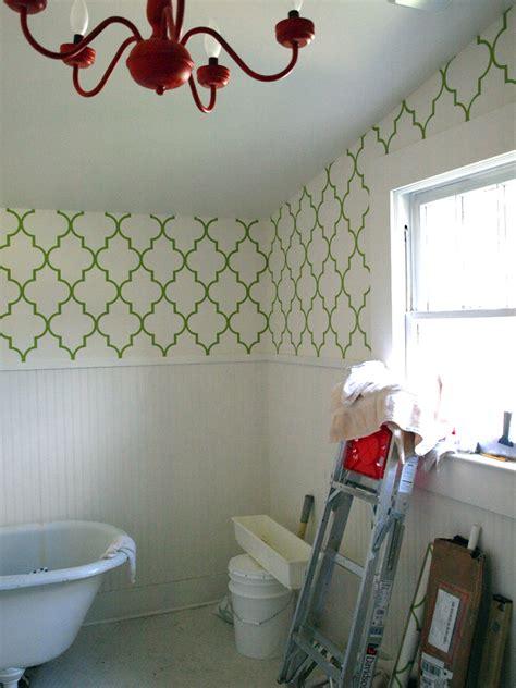 bathroom wallpaper border ideas wallpaper for bathrooms walls 2017 grasscloth wallpaper