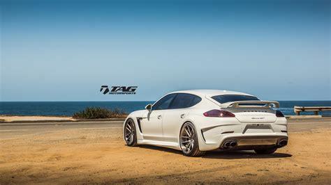 Techart Porsche Panamera Grand Gt Turbo Rare Cars For