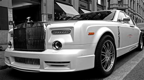 Rolls Royce Phantom Extended Wheelbase Car Hd Wallpaper Hd