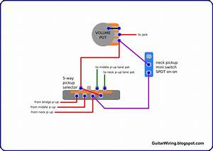 Under Bridge Pickup Wiring Diagram
