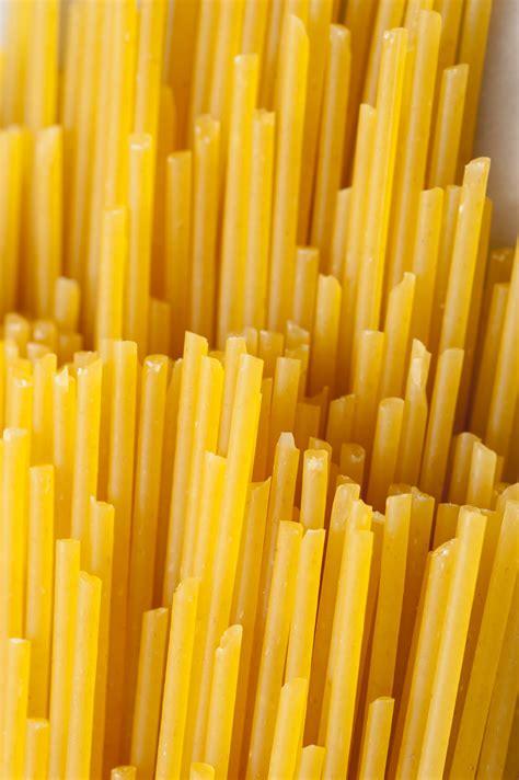 dried spaghetti  stock image