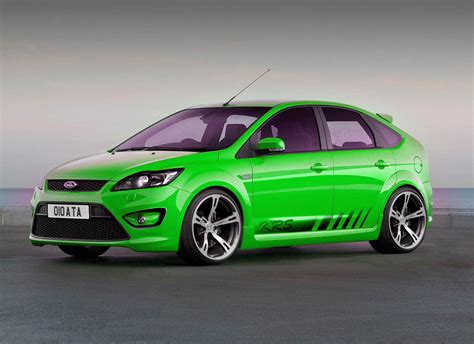 ford focus st tuning ford focus krs st tuning by pddeluxe on deviantart