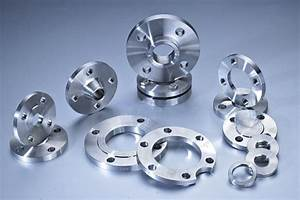 Manufactures And Supplies Flanges According To Standards