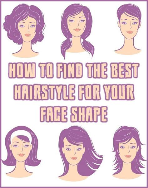 find   hairstyle   face shape
