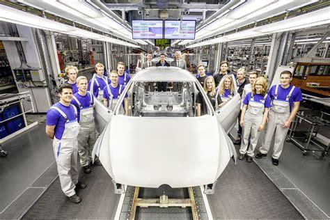 vw autohaus wolfsburg projekt woerthersee 2015auszubildende volkswagen