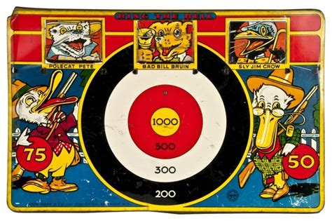 Shooting Gallery Target-eclectic-kids Toys And Games