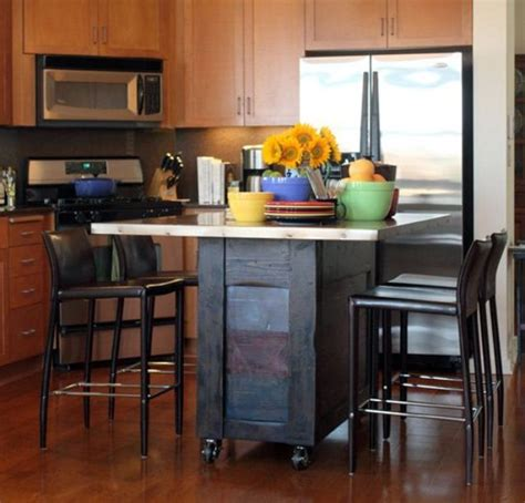 Kitchen Island With Seating And Wheels by Small Kitchen Island On Wheels Kitchen Kitchen