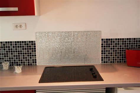 credence cuisine en verre sur mesure crédence en verre personnalisée pour cuisine righetti