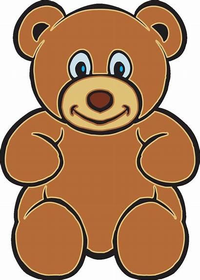 Bear Teddy Clip Clipart Clipartion