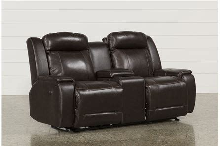 wallaway reclining loveseat shop reclining sofa reclining sofas living spaces