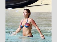 Coleen Rooney wears a skimpy bikini in Barbados Daily