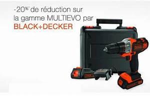 Outil Multifonction Black Et Decker : outils multifonctions archives les bons plans malins ~ Dailycaller-alerts.com Idées de Décoration