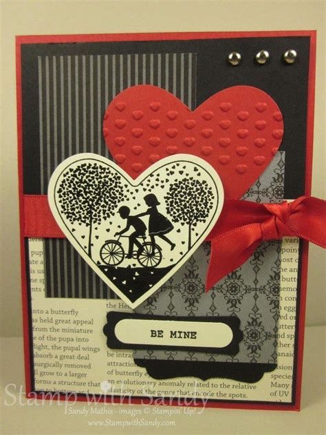 Pinterest Valentine Cards Best 25 Handmade Valentines Cards Ideas On Pinterest