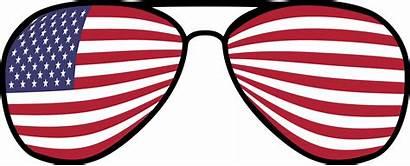 Sunglasses American Clipart Svg America Openclipart Kisscc0