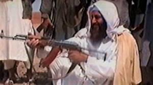 Rare photos show Bin Laden's at his Tora Bora hideout pre ...
