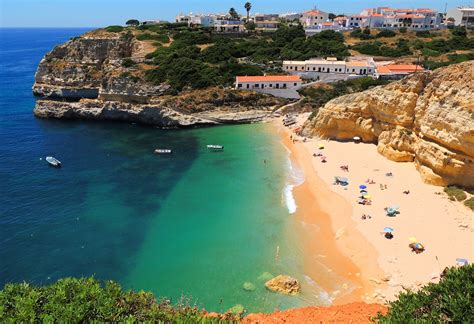 Algarve Vacations Portugal Europes Budget Beaches
