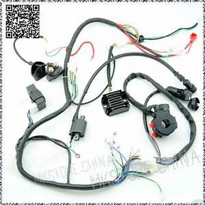 Shineray Atv Wiring Diagram