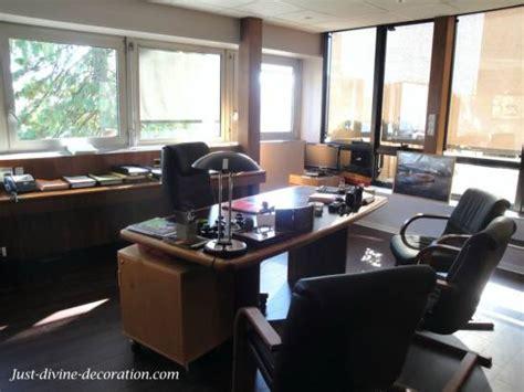 Bureau Decoration D Décoration Bureau Direction Exemples D 39 Aménagements