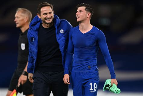Frank Lampard sticking by Mason Mount as fans call for ...
