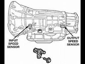 Expedition Overdrive Light Ford P0720 Speed Sensor Error Code Repair Youtube