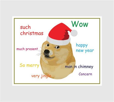Doge Meme Christmas - 75 best images about doge on pinterest clean dishwasher pi and duvet covers