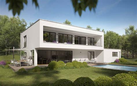 Bauhaus Architektur Einfamilienhaus by Bauhaus Architektur Einfamilienhaus Mit Klaren Linien