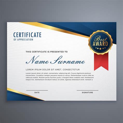 certificate  award guru corel
