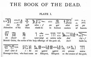 Information about Egyptian Hieroglyphics Sayings - yousense info