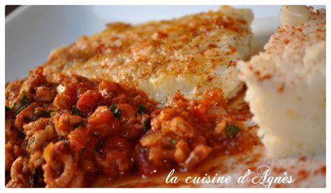 recette de cuisine avec des crevettes filet de julienne sauce crevette et tomate la cuisine d