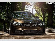 IND Tuning BMW M4 F82 mit IndividualLackierung Pyritbraun