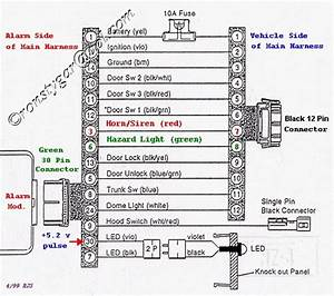 1994 e36 318is bmw oem alarm siren wire colours where do With bmw wiring colours