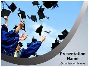 High School Graduation PowerPoint Template Background ...