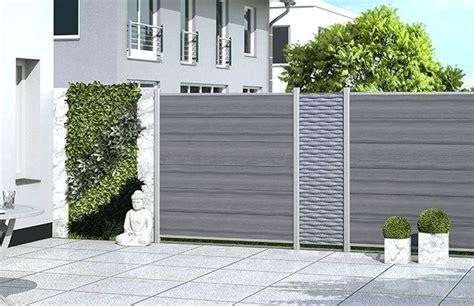 Sichtschutz Aus Metall by Sichtschutz Terrasse Metall Sichtschutzzaun Au Sichtschutz