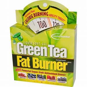 Irwin Naturals  Green Tea Fat Burner  30 Fast-acting Liquid Soft-gels
