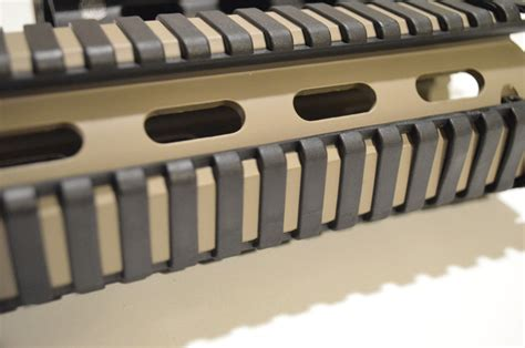 quad rail covers ladder rails ar15 length m4 carbine