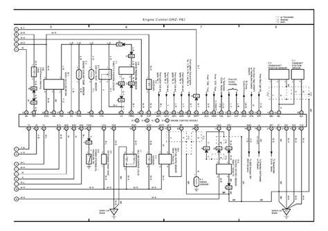 wiring diagram 2002 toyota tacoma repair guides overall electrical wiring diagram 2004