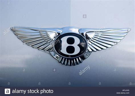 Bentley Logo Stock Photo Royalty Free Image 15805419 Alamy