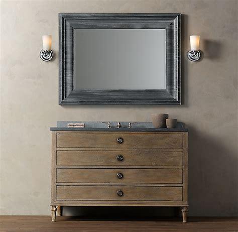 maison extra wide single vanity sink