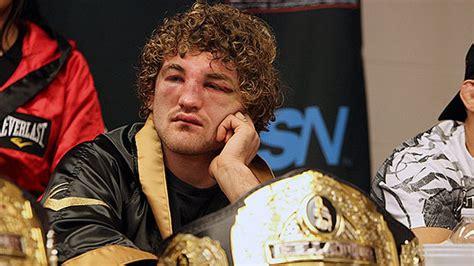 mma legend ben askren   calls  gsp  super fight