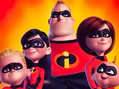 Incredibles On Pinterest