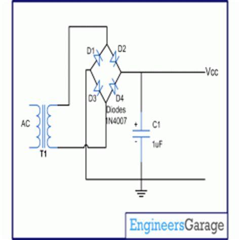 Simple Converter The Use Bridge Rectifier