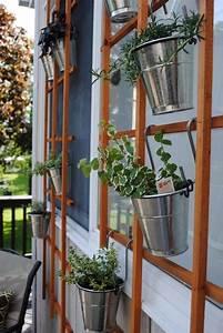 Plantes D Hiver Extérieur Balcon : plantes aromatiques au balcon comment cultiver les herbes ~ Nature-et-papiers.com Idées de Décoration