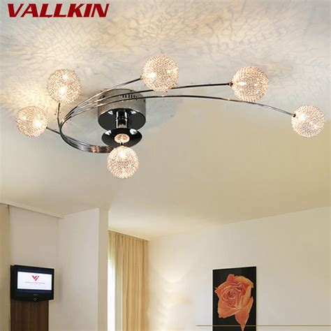 bedroom ceiling light fixtures aliexpress buy vallkin modern led ceiling lights for 14185