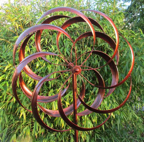 garden wind spinners garden wind spinner wind sculpture kinetic for