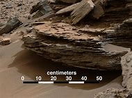 Water On Mars Curiosity Rover