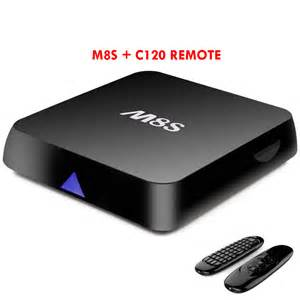 Android TV Box Remote