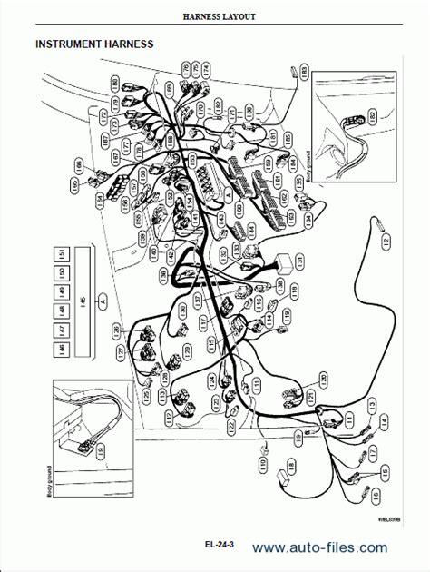 nissan ud trucks repair manuals  wiring diagram