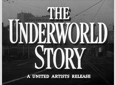 The Underworld Story Dan Duryea